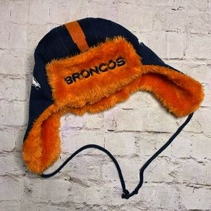 Denver Broncos Winter Hat